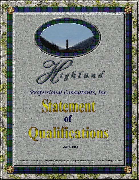 Firm Profile Highland Professional Consultants Inc